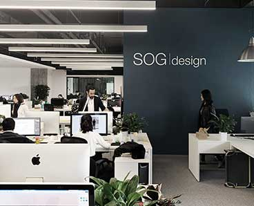 SOG design opens New office in Guangzhou