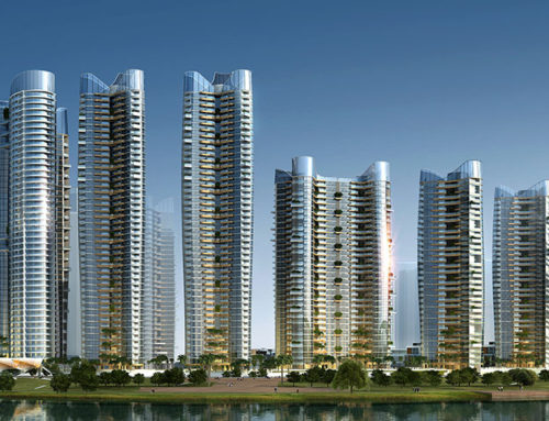 Jinshan Lake Project Huizhou, China