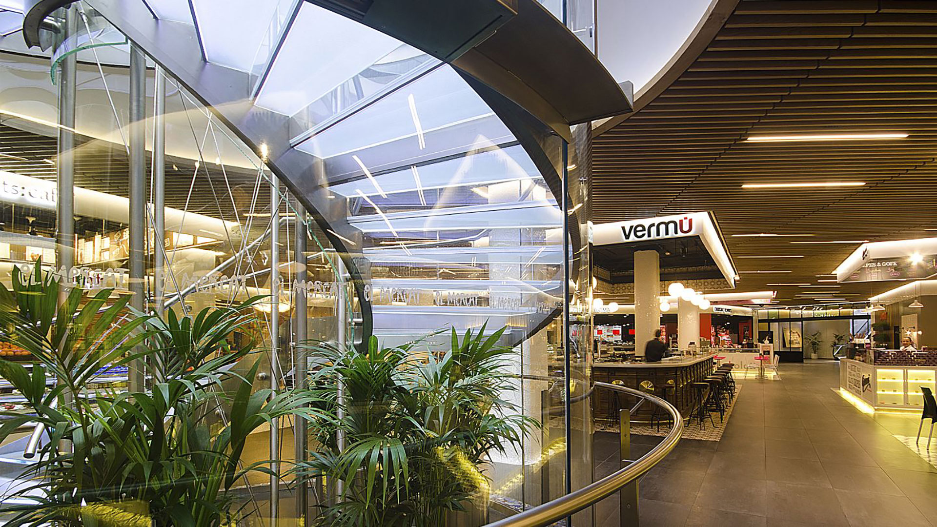Rehabilitation and Interior Design of the Glories shopping centre in Barcelona