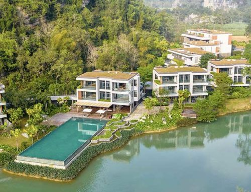 LUX Resort & Villas Chongzuo, Guangxi, China