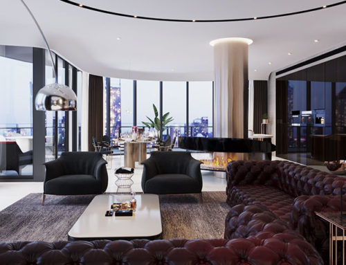 Penthouse at Abian Tower Brisbane, Australia