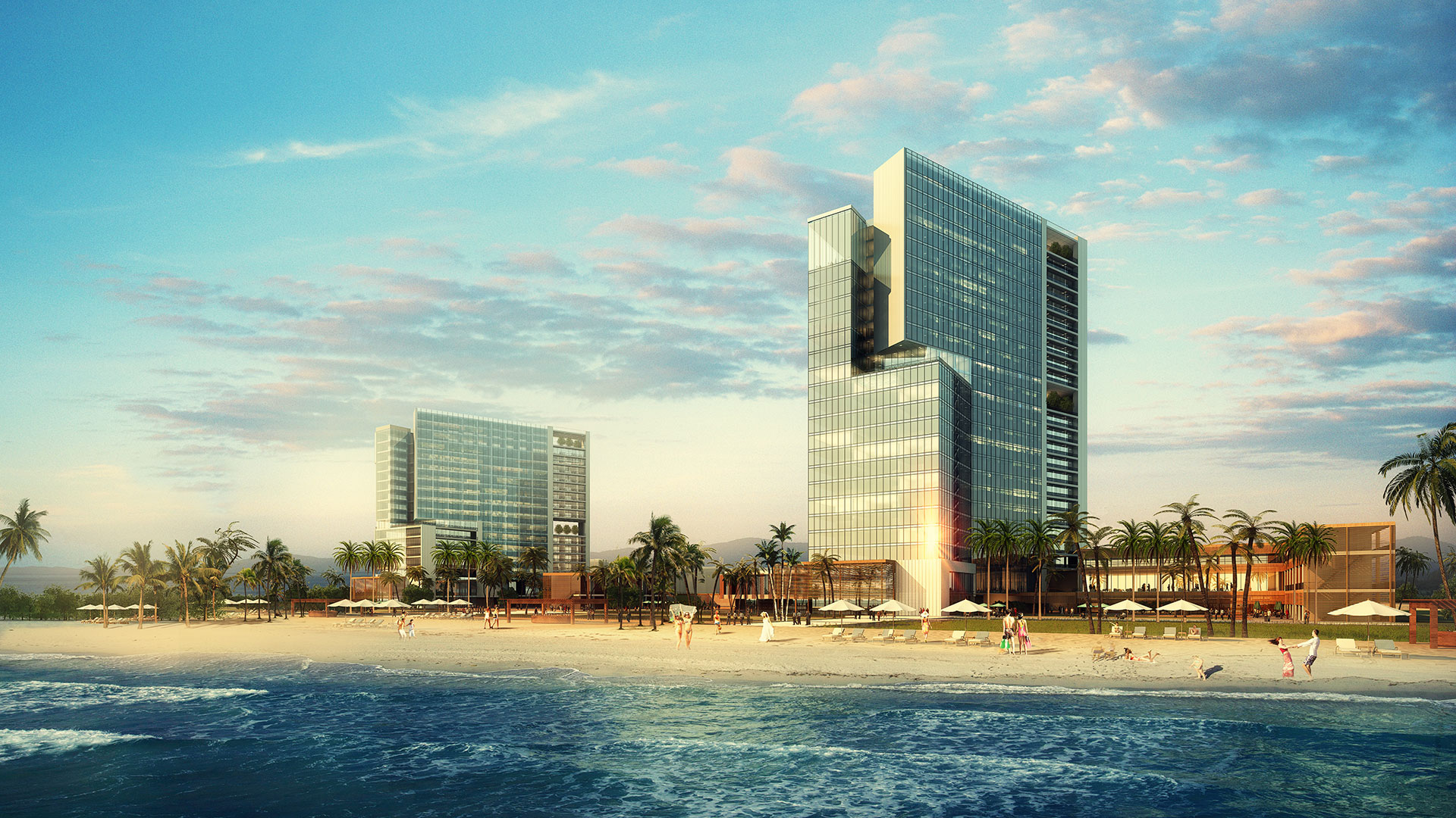 Marriot Hotel Hainan Island-China SOGDesign